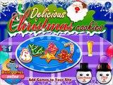 Delicious Christmas Cookies - Christmas Cookies - Christmas Games