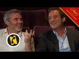 Cannes 2015 - Le fou rire de Vincent Lindon et Stéphane Brizé