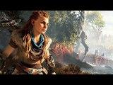 HORIZON ZERO DAWN : 9 minutes de Gameplay (PS4 - E3 2016)