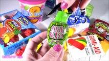 NEW CANDY BONANZA! Jelly Bean Water GUN! Sour Blast SPRAY! Extreme Warheads Worms! Cotton Candy! FUN