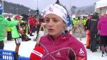 Biathlon - Coupe de monde - Relais (F) : Aymonier «Envie de se cacher»
