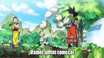 Dragon Ball Super - Abertura em Português (Brasil)