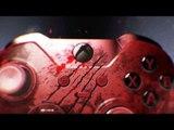 Manette Xbox One Elite - Edition Limitée GEARS OF WAR 4 (E3 2016)