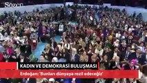 Erdoğan: 'Bunları dünyaya rezil edeceğiz'