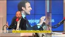Edouard Philippe répond aux auditeurs de Questions politiques