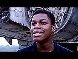 """Sur le tournage de STAR WARS  7 """"Le Réveil de la Force"""""""