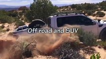 Toyota FJ vs Land Cruiser Prado Off Road 4x4 0906080068