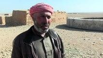 سكان ريف الرقة في شمال سوريا يتخوفون من تفجير سد الفرات