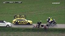 Paris - Nice: Romain Bardet'nin diskalifiye olmasına sebep olan yardım...