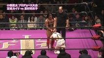 2014.12.10 Kairi Hojo vs. Meiko Satomura