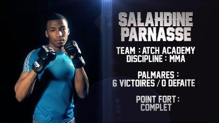 100%FIGHT 29 - REPORTAGE SALAHDINE PARNASSE