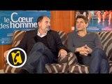 Interview Marc Lavoine - Le Coeur des hommes 3 - (2013)