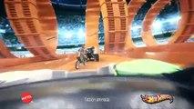Mattel - Hot Wheels - Pista - Triple Looping Actionpark