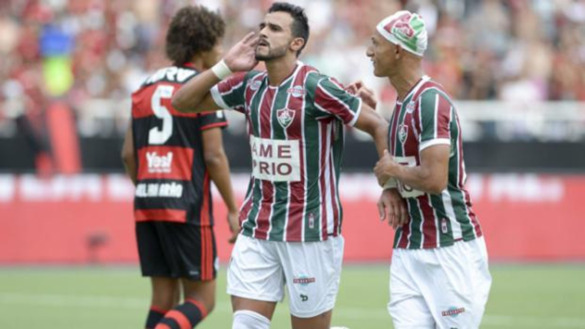 Nos pênaltis, Fluminense vence Flamengo e é campeão da Taça Guanabara