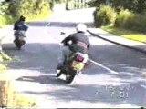 Humour vidéo - motos