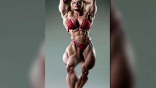Crazy Women That Took Bodybuilding To The Extreme _ Most Extreme crazy Female Bo