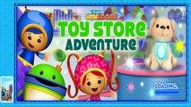 Команда Умизуми магазин игрушек, игры для детей