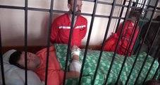 Sağlık Sorunları Olan Mahkum, Duruşmaya Sedye İle Çıkarıldı