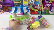 Play-Doh Frosting Fun Bakery & Play-Doh Magic Swirl Ice Cream Sweet Shoppe Playsets!