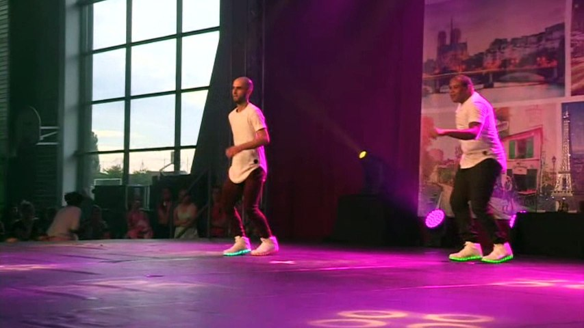2016 - spectacle gala body moving - bachata dominicaine à mitry avec Jean-Claude Occo & Guillaume by Occo Style