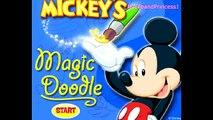 Микки Маус онлайн игры Микки Волшебная Дудочка игра красок и цвета игры