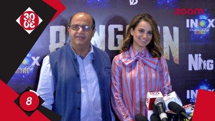 Kangana Blames Marketing Team For Rangoon Failure, Big B Enjoys Being On Microblogging Sites