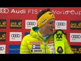 Alpine Skiing World Cup 2016-17 Mens Slalom 2^ Run kranjska Gora; 05.03.2017
