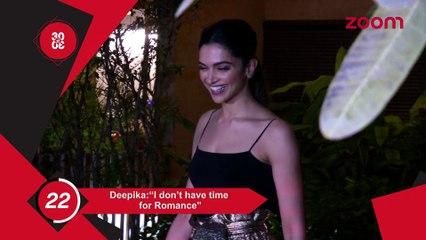 Deepika- 'I Don't Have Time For Romance', Kareena Advises Sara Ali Khan