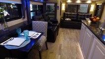 Le plus magnifique camping-car de Luxe que vous n'avez jamais vu, vient d'apparaître. Ça va certainement vous couper le souffle