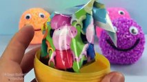 Juego de Espuma de Huevos Sorpresa | Hot Wheels Kinder Joy Sorpresa Juguetes para los Niños