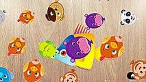 Головоломки для дети учатся животные | Развивающие игры для детей Обучающие приложения игры видео видео
