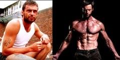 HUGH JACKMAN - son incroyable transformation physique en 17 ans de WOLVERINE