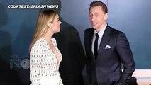 Tom Hiddleston regarde dans le décolleté de Brie Larson
