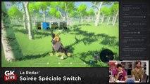 The Legend of Zelda : Breath of the Wild - GK Live