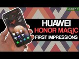 Honor Magic First Impressions - GIZBOT