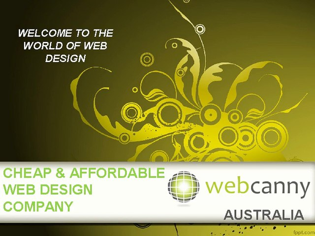 Cheap Web Design, Low Cost Web Design, Sydney, Brisbane, Australia