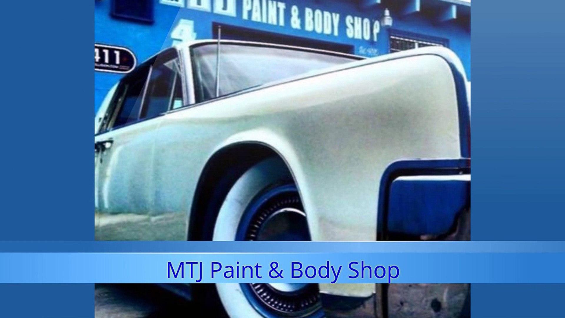 Towing Miami - MTJ Paint & Body Shop (305) 632-1914