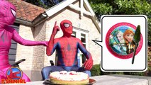 SPIDERMAN Diet Coke MENTOS EXPLOSION! Candy Coca Cola Crazy Joker vs Spider-man Amazing Su