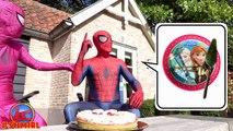 SPIDERMAN Diet Coke MENTOS EXPLOSION! Candy Coca Cola Crazy Joker vs Spider-man Amazing Su