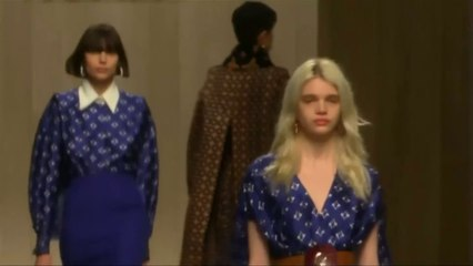 Fendi's Rome and movie-inspired designs wow fashionistas in Milan