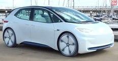 VÍDEO: ¡WOW! Conducimos el Volkswagen I.D. Concept