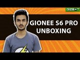 Gionee S6 Pro Unboxing - GIZBOT