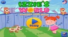 Izzie en Matemáticas de los Niños Juego de TabTale Juego app android apps apk de aprendizaje de la educación de la película
