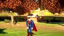 Spiderman Kids Songs ♪ Rock A Bye Baby ♪ Spider-Man, Batman & Superman