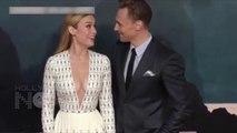 Tom Hiddleston aime le décolleté de Brie Larson