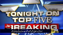 Top Five Breaking on Bol News – 6th March 2017