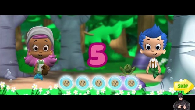 Bubble Guppies Super Hair and Lonely Rhino Full Game Episode! Batman Wins Video Games