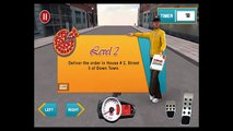 Best Games For Kids 3D Pizza Boy Rider Simulator Android/ipad Gameplay Walkthroughs