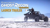Ghost Recon Wildlands | Gameplay Launch Trailer (2017)