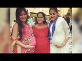 Arpita Khan's Baby Shower: Genelia and Kanchi grouped together for the cutest photo